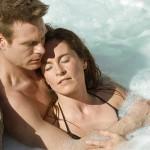 Amoureux dans le spa