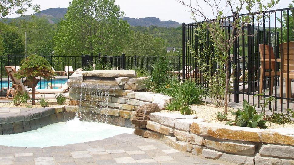 Pool Bath Terrasse Orford