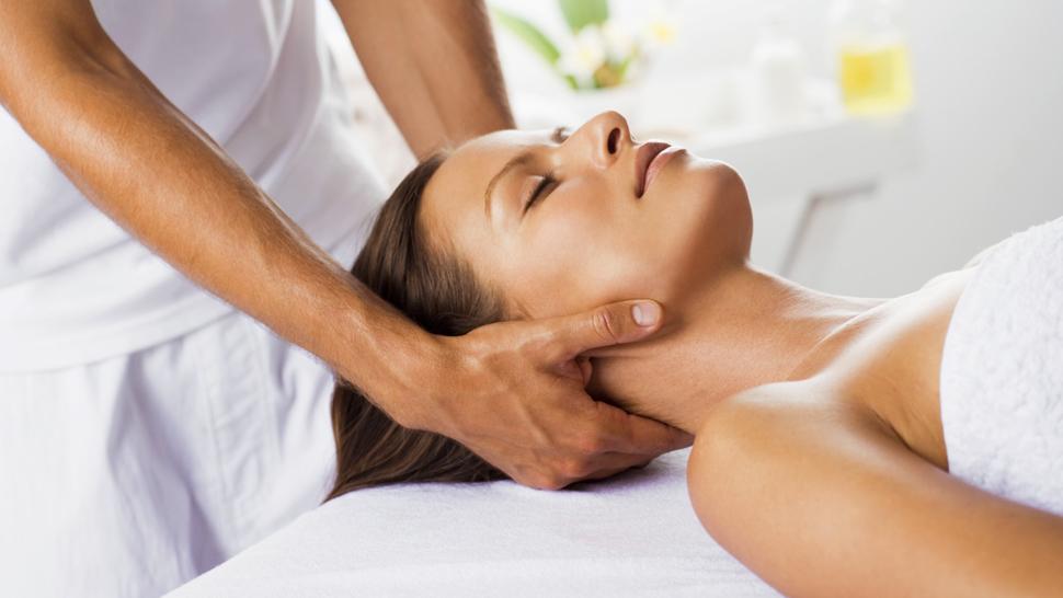 Massage du cou, Amerispa