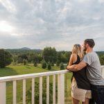 Suites avec vue sur le Mont Orford